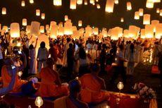 Hadiri Perayaan Waisak, Jusuf Kalla Serukan Cinta dan Persatuan Bangsa