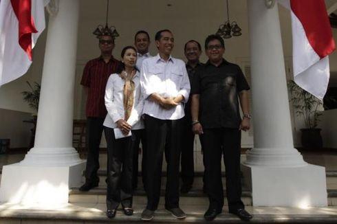 Tim Transisi Targetkan 15 September Selesaikan Arsitektur Kabinet Jokowi-JK