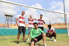 Skuad Madura United untuk Liga 1 2021-2022