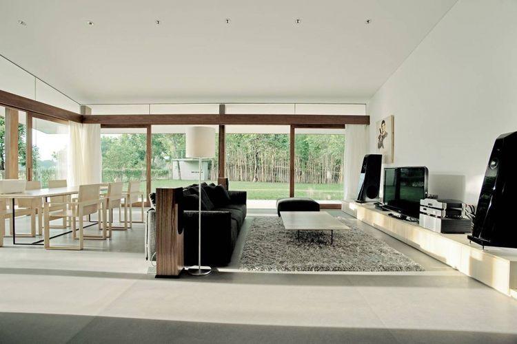 10 Dekorasi Ruang Keluarga Simple Dan Cozy Halaman All