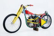 Honda CRF 250R Speedway Chopper, Terinspirasi Karya Andy Warhol