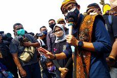 Menteri Sandiaga Pastikan Pembukaan Pariwisata bagi Wisman 19 Negara Dikawal dengan Prokes Ketat