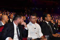 FIFA Football Awards, Pilihan Messi, Van Dijk, dan Ronaldo untuk 3 Besar