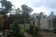 123 Rumah di Kupang Rusak Akibat Diterjang Puting Beliung