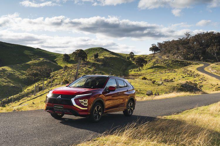 Mitsubishi Eclipse Cross mulai dipasarkan di Australia.