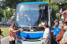 Performa Layanan Bus, Buy The Service Masih di Bawah 50 Persen