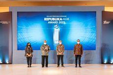 Bank BJB Berhasil Sabet Republika Award 2021 Kategori Perusahaan Inspiratif