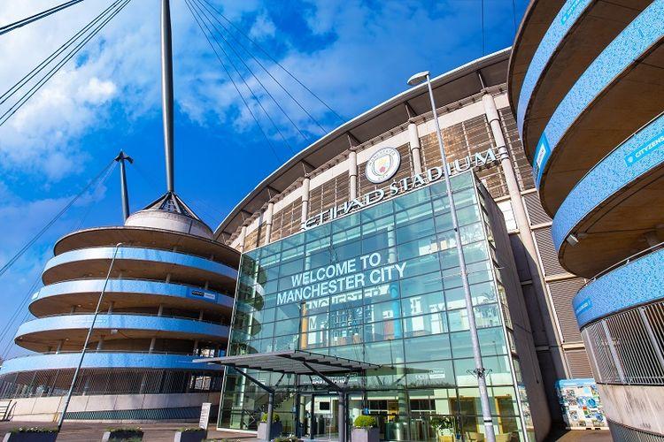 Etihad Stadium markas tim Manchester City