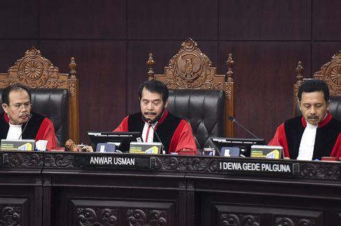 MK Tolak Gugatan Caleg Gerindra terhadap Rekan Separtai