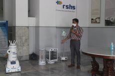 LIPI Hibahkan 2 Produk Canggih untuk Perawat Covid-19 di RSHS Bandung