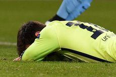 Messi Bukan Raja Penalti