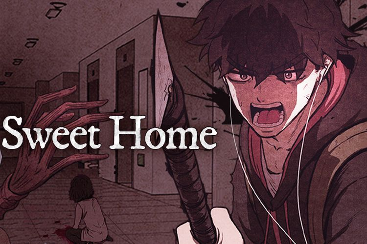 Webtoon Sweet Home
