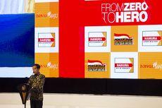 Saat Jokowi Pamerkan Desain Ibu Kota Baru di Pengukuhan DPP Hanura