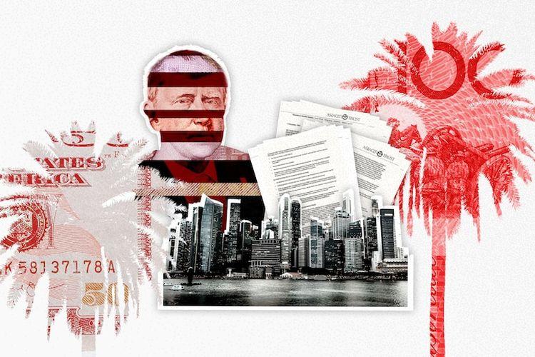 Kebocoran dari hampir 12 juta lembar dokumen keuangan menjadi salah satu yang terbanyak dalam sejarah dunia.