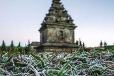 Embun Es Dieng, 2 Lokasi untuk Rasakan Winter di Jawa Tengah