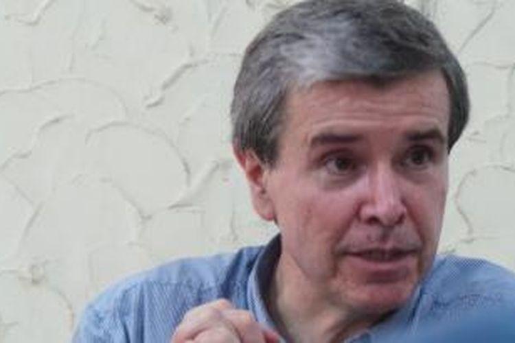 Jurnalis Allan Nairn