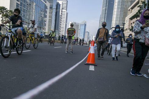 Dishub DKI Pilih Jalan Tol yang Tidak Padat untuk Dibikin Jalur Sepeda