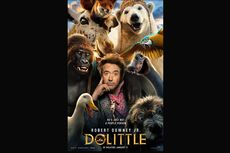 Review Film Dolittle: Petualangan Penuh Fantasi Robert Downey Jr