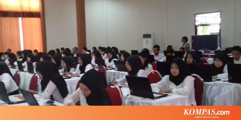 200 Instansi Tutup Pendaftaran, Jumlah Pelamar CPNS Tembus 4,9 juta