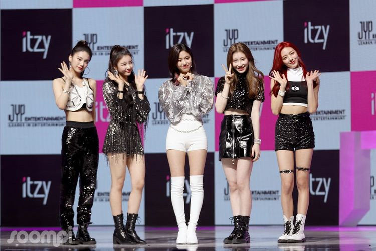 Girlband baru dari JYP Entertainment, ITZY