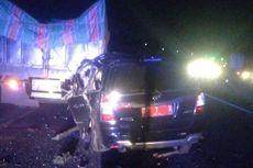 Kronologi Kecelakaan di Tol Cipularang yang Tewaskan Wakil Ketua DPRD dan Ajudannya