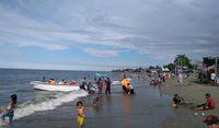 Lebaran, Pedagang di Pantai Ujong Blang Aceh Kantongi Omset Rp 10 Juta Per Hari