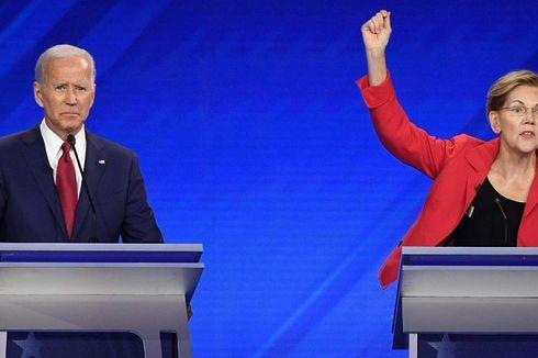 Jelang Debat Demokrat, Peringkat Joe Biden Merosot di Survei
