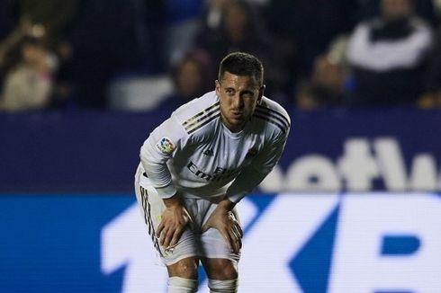 Jelang Real Madrid Vs Shakhtar Donetsk, Zidane Ungkap Kondisi Cedera Hazard