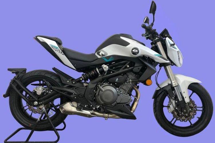 Benelli 305S calon Harley buatan China