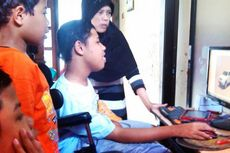 Tak Menyerah Derita Muscular Dystrophy, Fahmi-Faqi Tetap Berprestasi