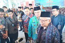 Wapres Ma'ruf Amin Ingin Indonesia Jadi Produsen Ekonomi Halal Terbesar di Dunia