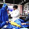 Dibuat, Pakaian Pelindung Diri yang Gaya dan Aman dari Virus Corona
