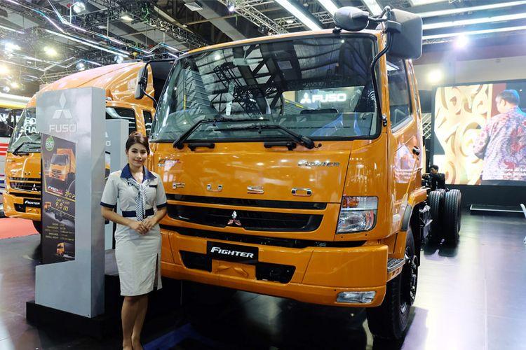 PT KTB distributor resmi kendaraan niaga Mitsubishi FusoTruck dan Bus Corporation, meluncurkan Mitsubishi Fuso Fighter FN61FL HD (6x2)