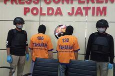 Polda Jatim Tangkap Karyawan Toko yang Gelapkan Emas Batangan 7 Kg Senilai Rp 6 Miliar