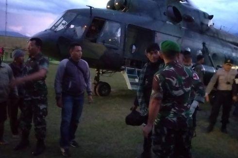 Jumlah Pekerja Jembatan di Nduga Papua yang Ditemukan Selamat 7 Orang