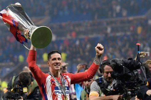 Fernando Torres Resmi Gantung Sepatu