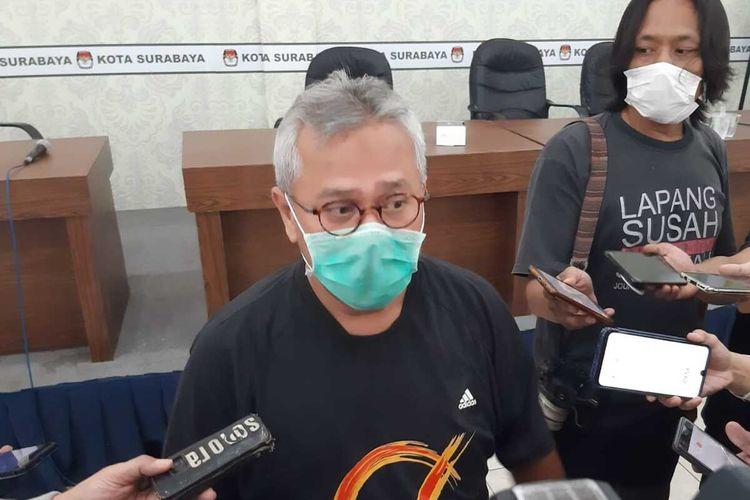 Ketua KPU Arief Budiman
