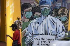PPKM Mikro Jakarta Diperpanjang, Kadinkes: Kasus Aktif Masih Fluktuatif