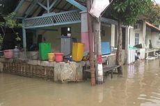 Banjir Landa Kampung Bulak Tangsel, Ketinggian Air Mencapai 70 Cm