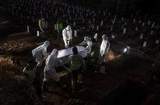 UPDATE: 160 Pasien Covid-19 Meninggal dalam Sehari, Tertinggi Selama Pandemi
