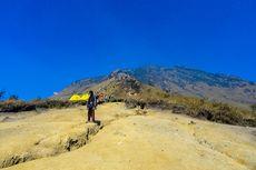 Jalur Pendakian Gunung Sumbing via Garung dan Bowongso Ditutup