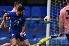 Hasil Chelsea Vs Sheff United - Gol Bunuh Diri Bawa The Blues Unggul di Babak I