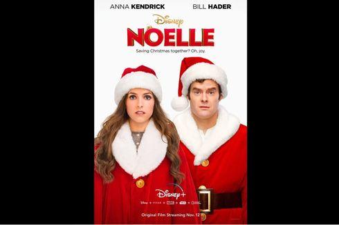 Sinopsis Noelle, Saat Santa Claus Kabur dari Kutub Utara, Tayang di Disney+ Hotstar