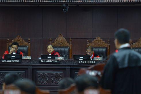 Hakim Palguna ke BW: Jangan Sampai Seolah-olah Sidang di MK Begitu Menyeramkan