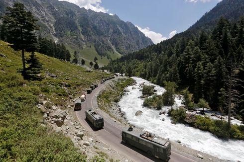 Tuduh India Lepas Tembakan di Perbatasan, China