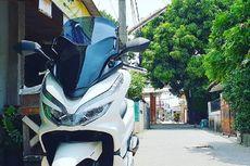 Jangan Asal Pasang Windshield di Sepeda Motor
