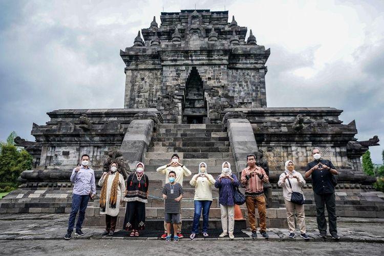Pengembangan Trail of Civilization di DSPN Borobudur