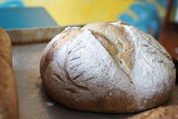 Roti buatan Kebun Roti