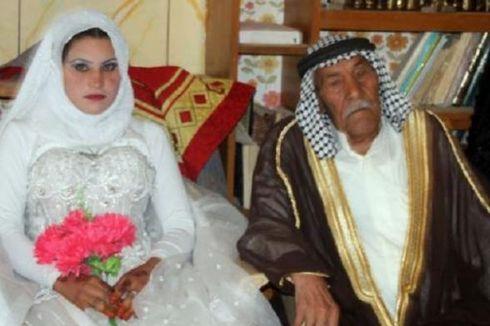 Kakek 92 Tahun Nikahi Gadis 22 Tahun
