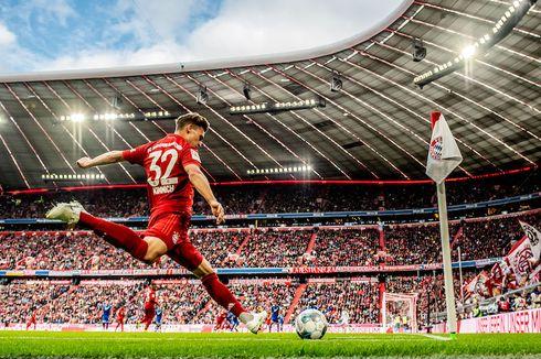 Bayern Muenchen Vs Dortmund, Der Klassiker Jadi Pesta Gol Die Roten